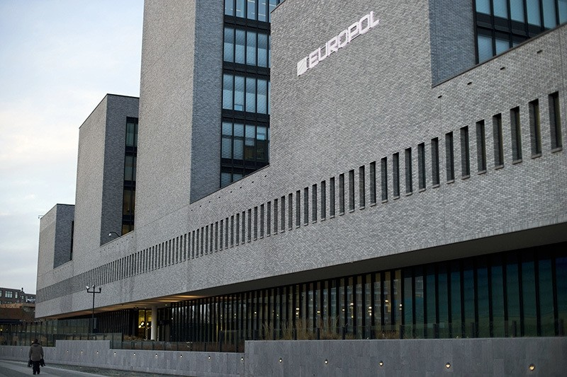The European police agency Europol n The Hague, Netherlands, Jan. 16, 2015, (AP Photo)