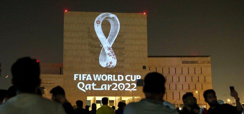 QATAR UNVEILS 2022 WORLD CUP LOGO