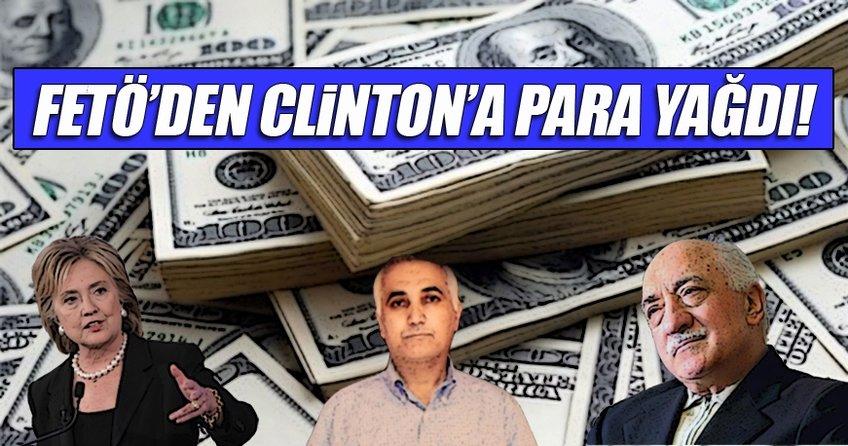 FETÖ'den Clinton'a 2 milyon dolar