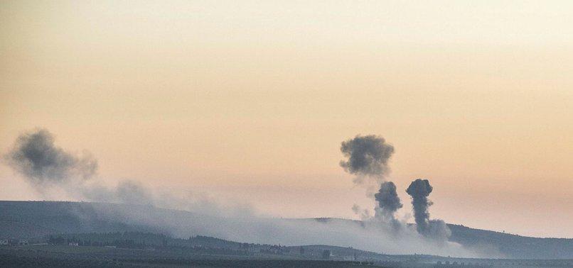 AFRIN OPERATION WILL CREATE 30 KM DEEP SAFE ZONE, PM YILDIRIM SAYS