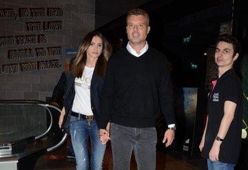 Emina Jahovic ve Sadettin Saran İtalyada tatil yapıyor