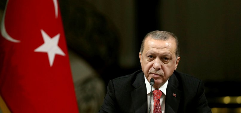 TURKEYS ERDOĞAN DISCUSSES JERUSALEM STATUS WITH POPE FRANCIS