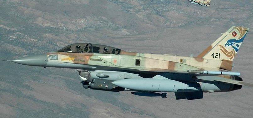 ASSAD REGIME CLAIMS ISRAEL STRUCK AREAS IN DEIR-EZ-ZOR