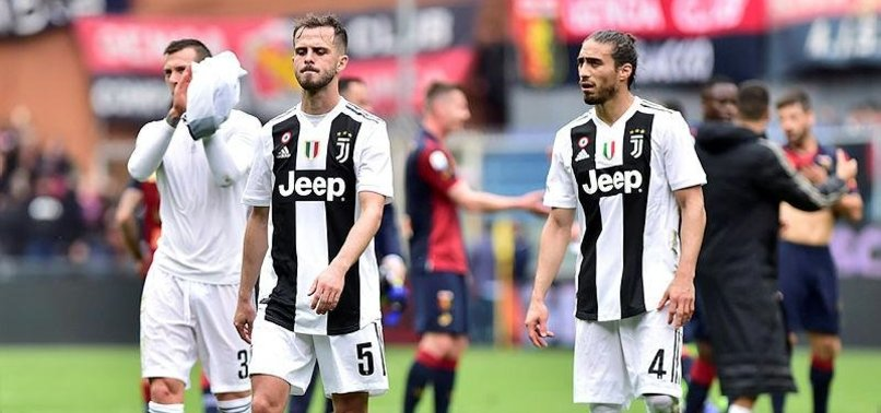 JUVENTUS SUFFER FIRST LEAGUE DEFEAT OF THE SEASON AT GENOA