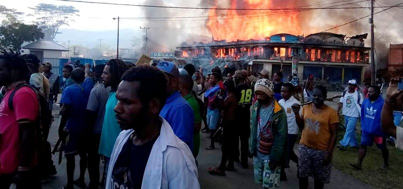 20 killed, dozens injured in Papua protests: Indonesia army