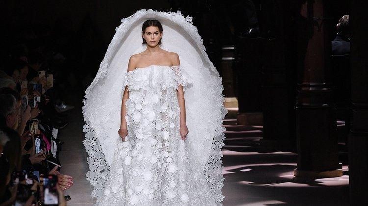 Givenchy Haute Couture İlkbahar/Yaz 2020