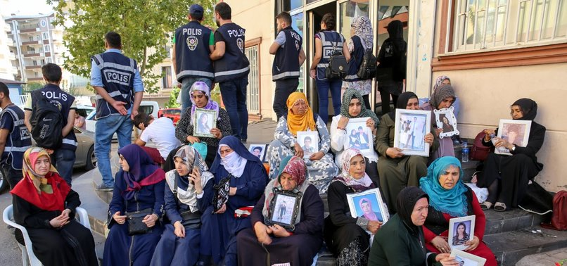 NGOS, WOMEN GROUPS BACK MOTHERS PROTEST AGAINST PKK