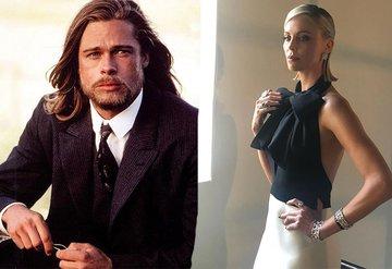Yeni aşk iddiası: Brad Pitt ile Charlize Theron