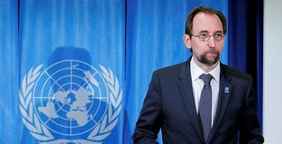 UN rights chief warns UN could collapse without change