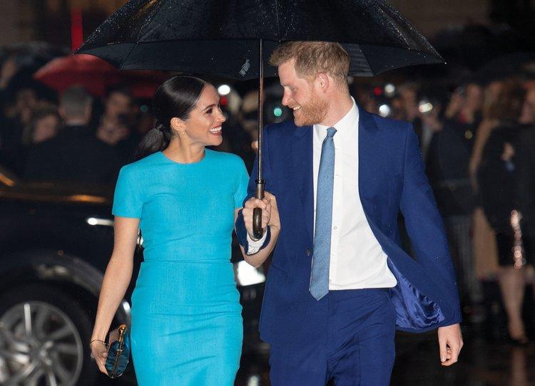 Prens Harry ile Meghan Markle'dan yeni hamle!