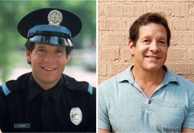 32 yıl sonra 'Polis Akademisi'nin oyuncuları