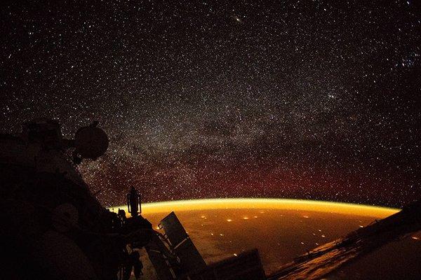NASA TURUNCU DÜNYA'SI