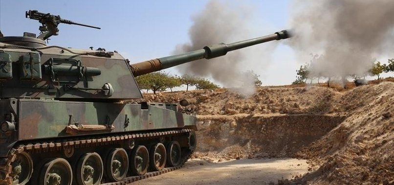 TURKEY NEUTRALIZES 16 PKK/YPG TERRORISTS IN NORTHERN SYRIA