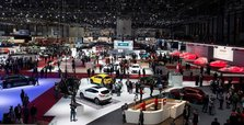 Geneva auto show canceled as Switzerland bans large events