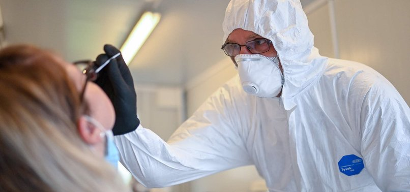 GERMANYS CONFIRMED CORONAVIRUS CASES RISE BY 1,445 TO 219,964