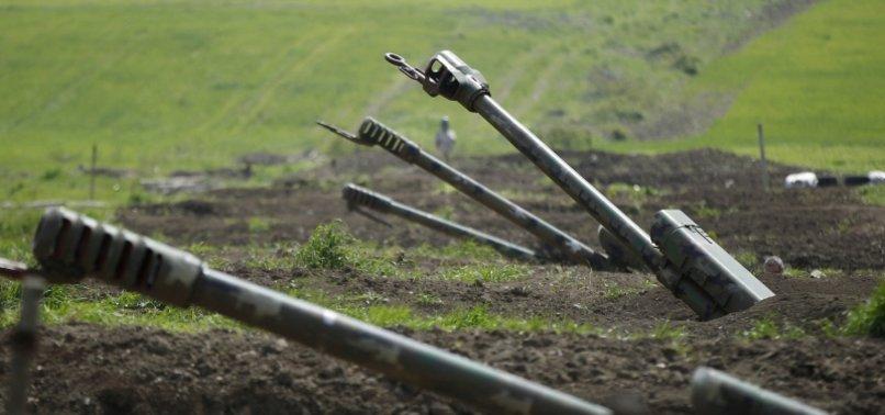 AZERBAIJAN FREES 7 VILLAGES FROM ARMENIAN OCCUPATION