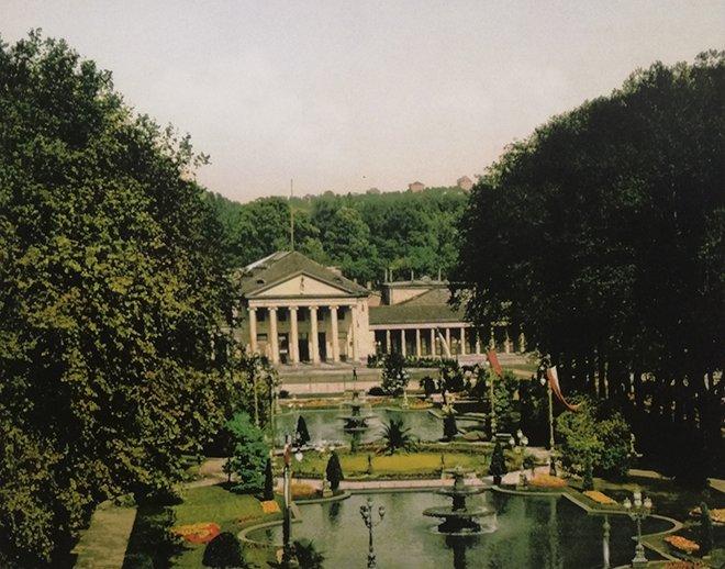Wiesbaden Kaplıcası