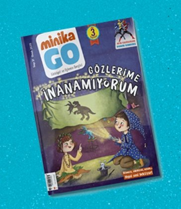 01.01.2020 MinikaGo Dergi - Sayı: 37