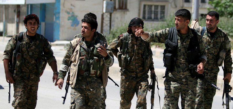 TERRORIST FLEEING YPG CAMP IN SYRIA REVEALS LINKS TO PKK