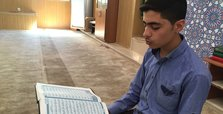 Syrian children given certificates for memorizing Quran