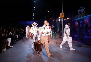 Louis Vuitton Erkek Sonbahar/Kış 2019-20 koleksiyonu