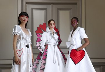 Viktor & Rolf Sonbahar 2020 Couture