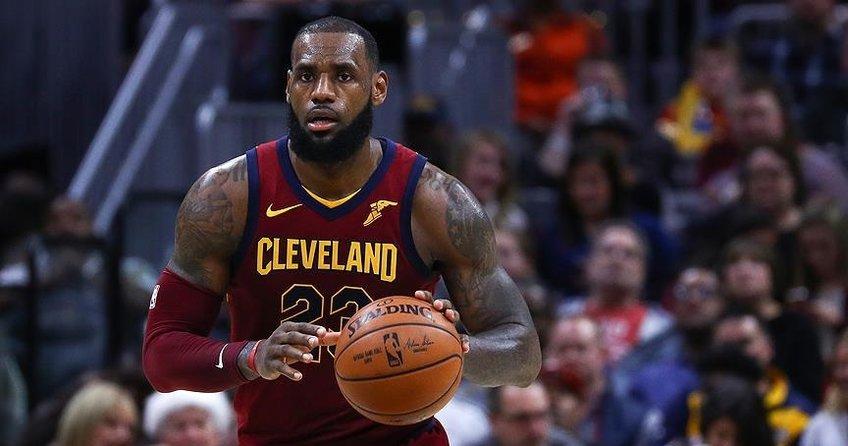 LeBron Jamesin yeni takımı belli oldu