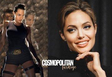 Angelina Jolie 45 yaşında!