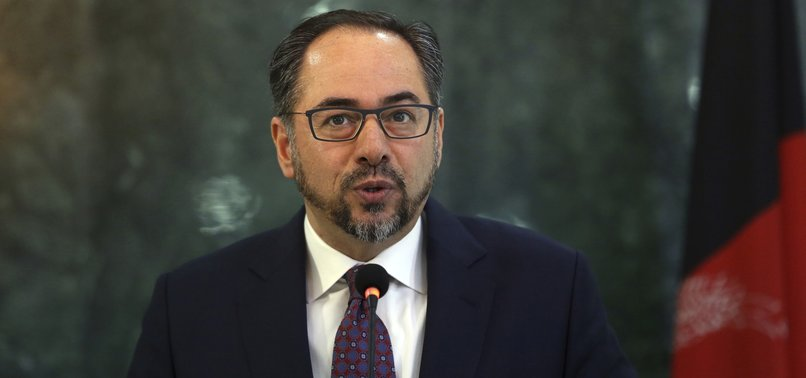 AFGHAN FOREIGN MINISTER RESIGNS