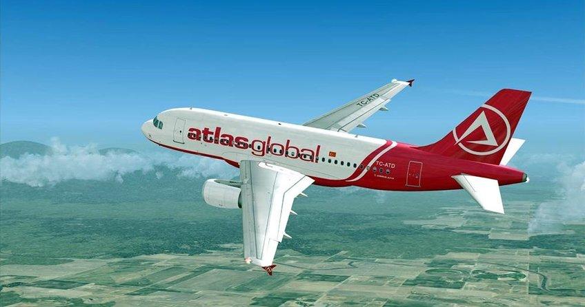 Atlas Global, İsviçre uçuşlarını durdurdu