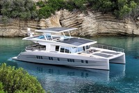 $1.3 million worth solar yacht built in Antalya handed to Australian owner