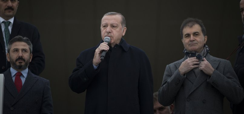 ERDOĞAN TO SPEAK TO POPE AND WESTERN LEADERS OVER TRUMPS JERUSALEM DECISION