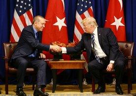 Erdoğan-Trump dostluğu manşetlerde