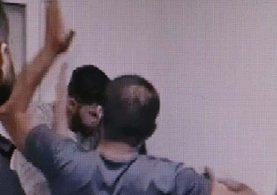 Sosyal medya grubu üyeleri 'Suriyeli' tacizciyi yakaladı