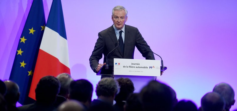 FRANCE ACCUSES US OF BACKTRACKING ON DIGITAL TAX AGREEMENT