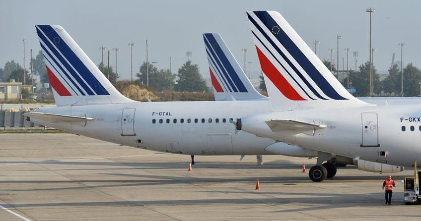 Air Franceda grevler istifa getirdi