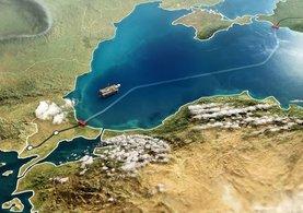 Gazprom, Bu yılın ikinci yarısında deniz kısmının yapımına başlayacağız