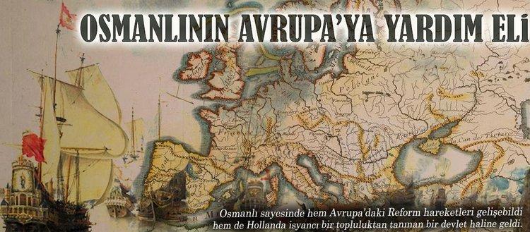 Osmanlının Avrupa'ya yardım eli