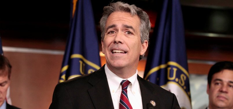 JOE WALSH BECOMES SECOND REPUBLICAN TO CHALLENGE TRUMP FOR WHITE HOUSE