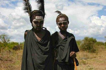 Afrikanın savaşçı kabilesi: Masailer