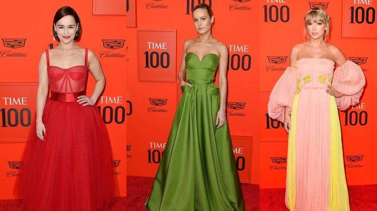 TIME 100 galası