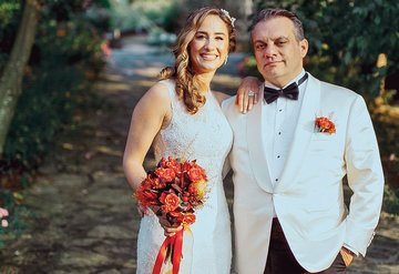 Butik otelde muhteşem düğün