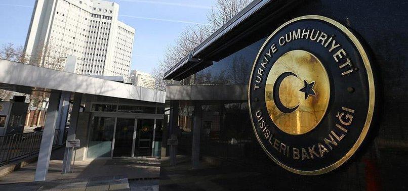 TURKEY SLAMS GREECE FOR ACQUITTING DHKP-C TERRORISTS