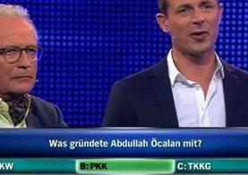 Alman devlet kanalında PKK PR'ı yapıldı!