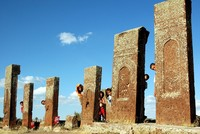 Located in the eastern Anatolia region of Bitlis, the historic town of Ahlat is under the spotlight once again thanks to rising interest in the ancient Turks who took Anatolia as their homeland....