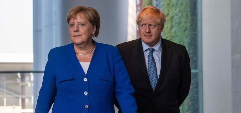 GERMANYS MERKEL GIVES BRITAIN 30 DAYS TO FIND LAST-MINUTE BREXIT SOLUTION