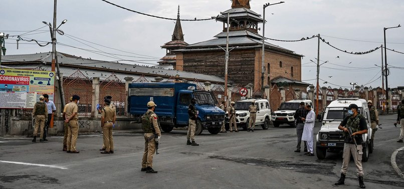 MANY SECTIONS OF INDIAN SOCIETY DISAPPROVE ANNEXATION OF KASHMIR