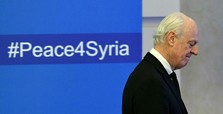 UN envoy calls Syria talks in Vienna next week