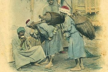 Osmanlı sokaklarının simgesi; sakalar