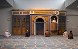 First Friday prayers held in Athens mosque after it opens doors to worshippers